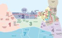 Dubaj komunikacja miejska mapa