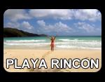 Playa Rincon w Dominikanie