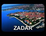 Zadar przewodnik zwiedzania