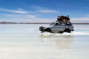 Przewodnik zwiedzania Boliwii
