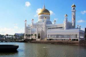 Brunei zwiedzanie