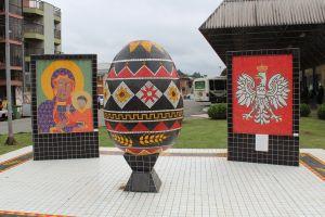 Pomnik polski w Itaiopolis