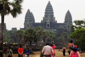 Kambodża - relacja z podróży