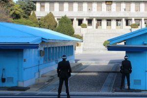 Korea DMZ - strefa zdemilitaryzowana