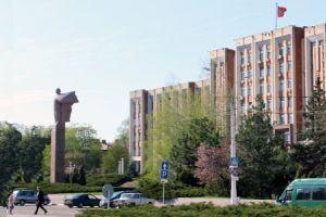 Tyraspol Naddniestrze Mołdawia