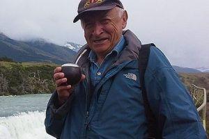 Wojciech Dąbrowski podróżnik