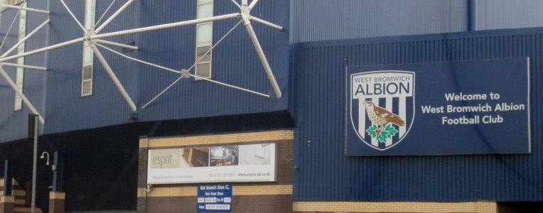 Birmingham stadion WBA