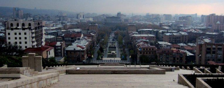Armenia Erywań