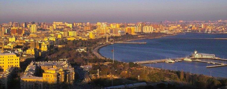 Baku w Azerbejdżanie
