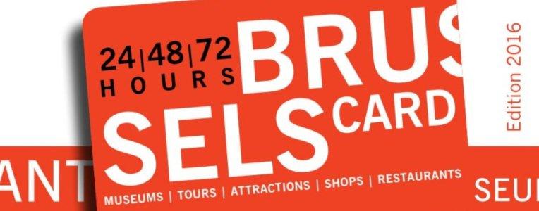 Karta miejska w Brukseli - Brussels Card