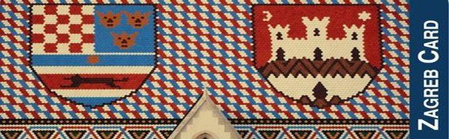 karta miejska w Zagrzebiu