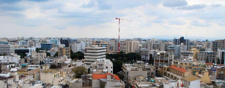 Panorama Nikozji