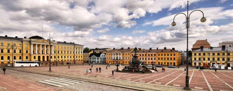 Panorama Helsinek