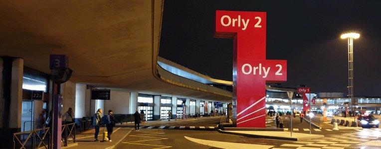 Paryż lotnisko Orly