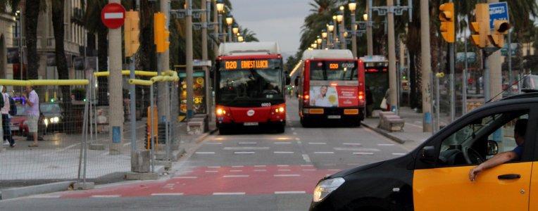 komunikacja miejska w Barcelonie