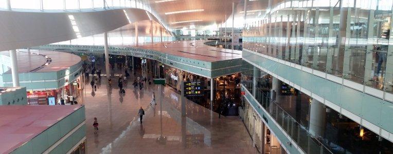 Lotnisko Barcelona BCN