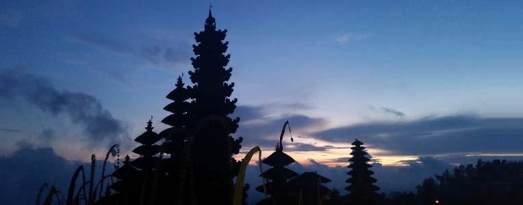 Świątynia na Bali