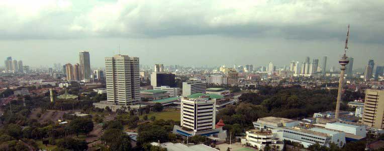 Panorama Jakarty