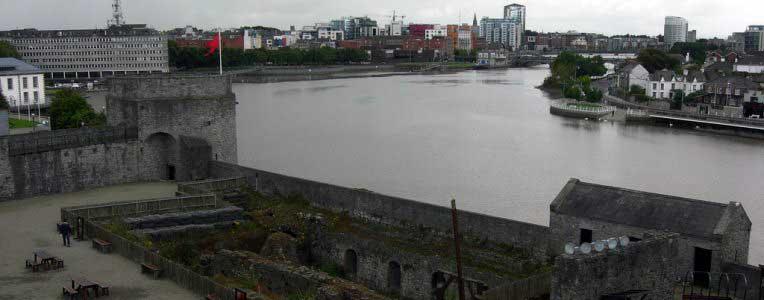 zamek w Limerick