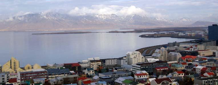 Islandia, Reykjavik