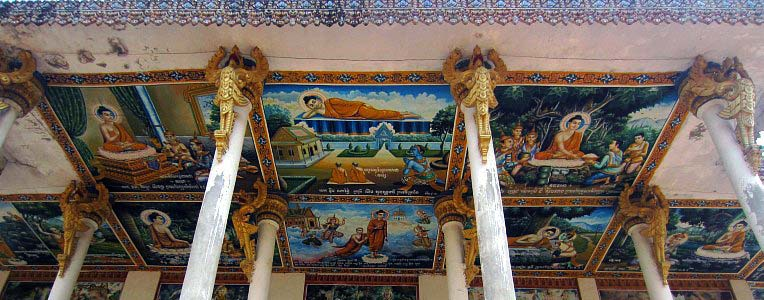 warte odwiedzenia w Battambang