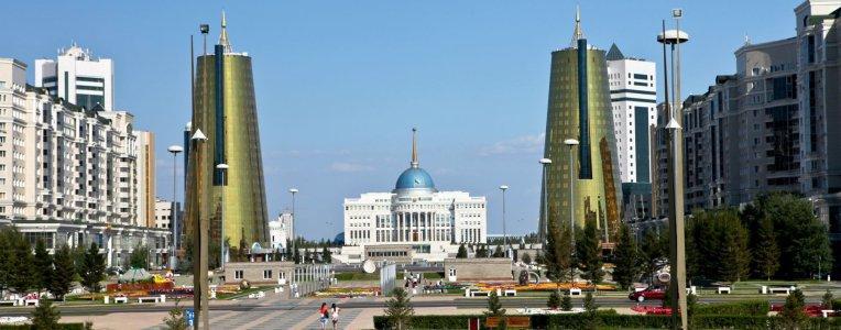 Kazachstan, Astana