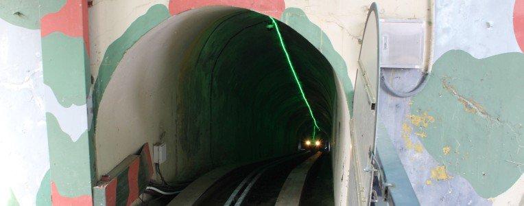Wykopany tunel w DMZ