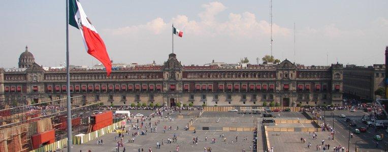 Meksyk - przewodnik, opis miast, jak dojechać, transport