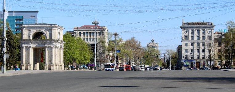Kiszyniów główny plac
