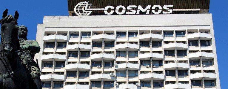 Hotel Cosmos w Kiszyniowie