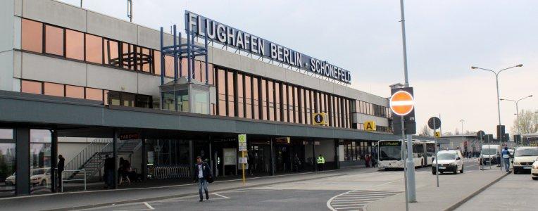 Lotnisko Berlin Schonefeld