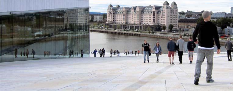 Norwegia, Oslo Opera
