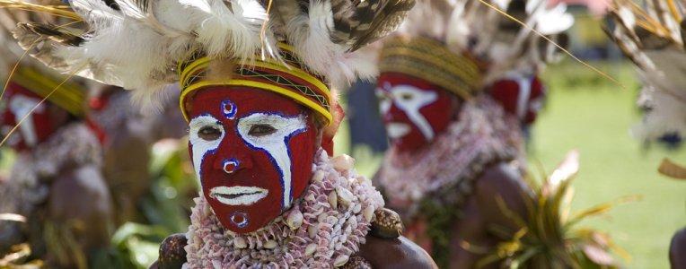 Papua Nowa Gwinea - przewodnik turystyczny