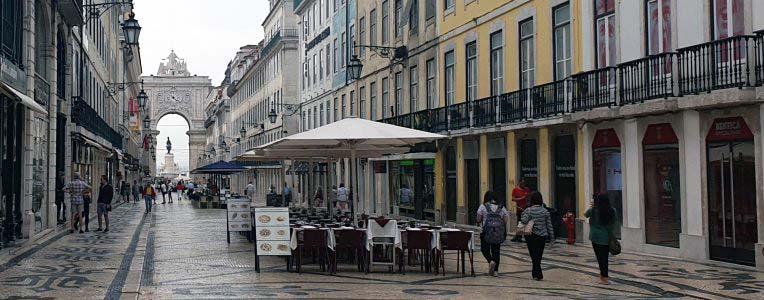 Lizbona w Portugalii