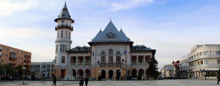 Buzau w Rumunii