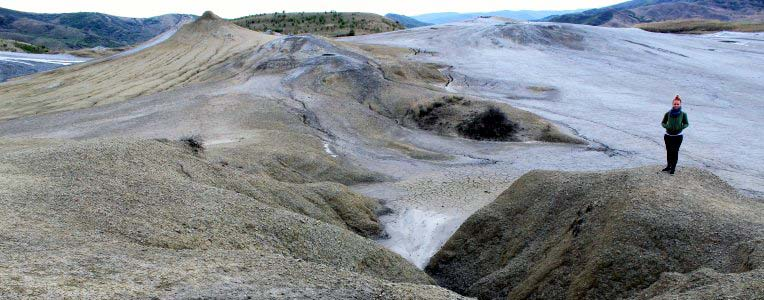 Wulkany w Rumunii
