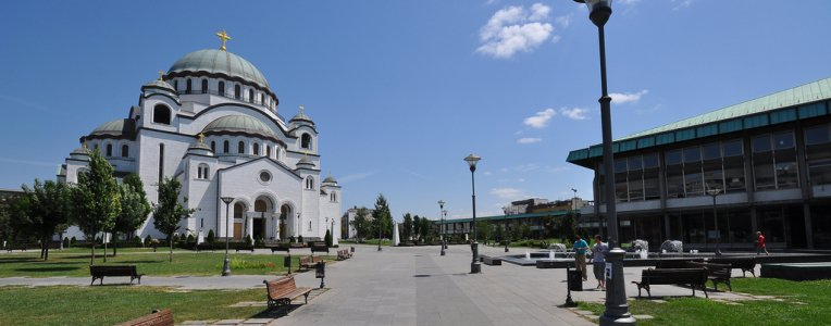 Serbia - przewodnik po państwie, opis państwa i miast.