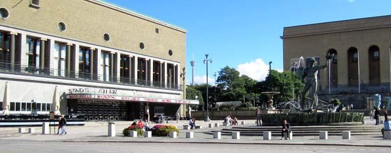 Szwecja, Goteborg, Posejdon