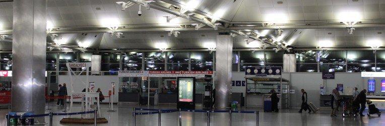 dojazd do centrum Stambułu z lotniska
