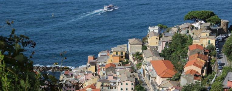 Cinque Terre we Włoszech
