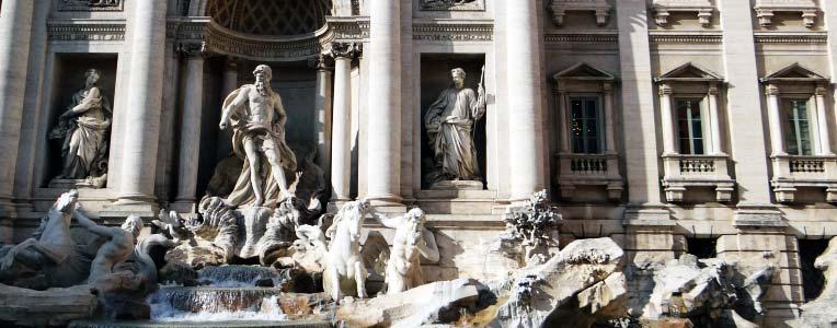 Zabytki w Rzymie