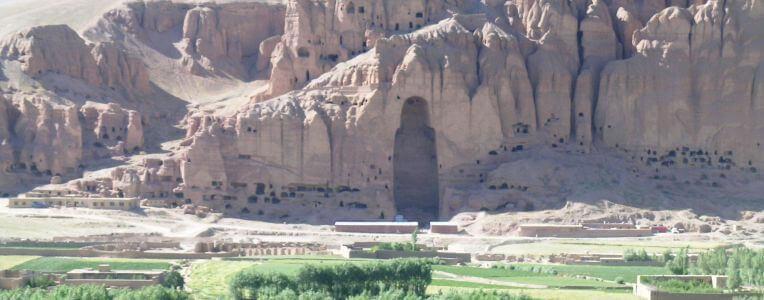 Posągi Buddy w Bamianie, Afganistan