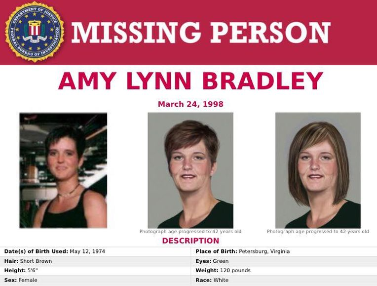 Amy Bradley zaginięcie