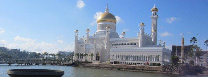 Brunei Meczet