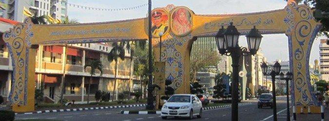 Ozdoby ślubne Brunei