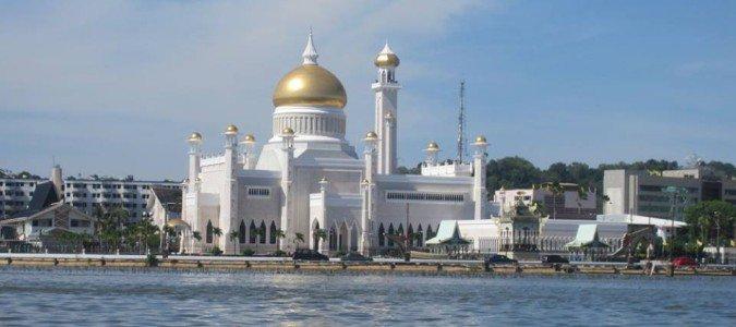 Meczet w Brunei