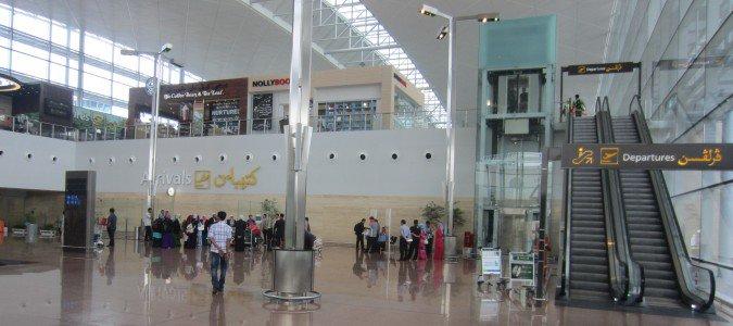 Lotnisko w Brunei