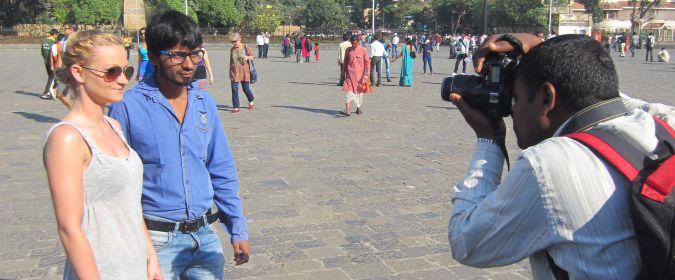 Ania w Mumbaju