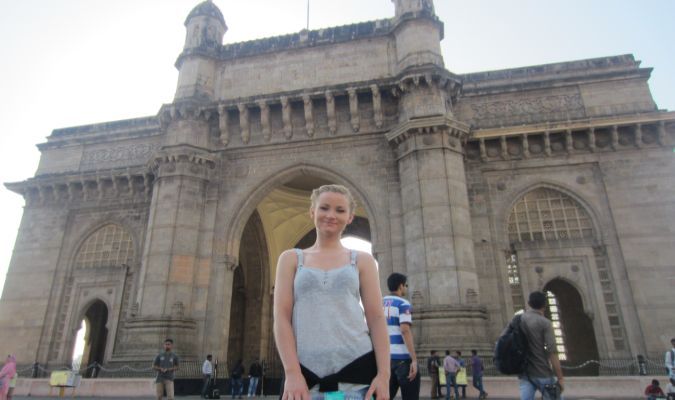Gateway Of India - Brama Indii w Mumbaju