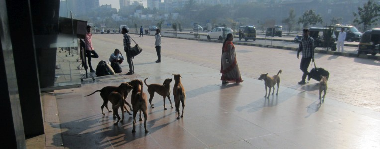 dworzec w Mumbaju